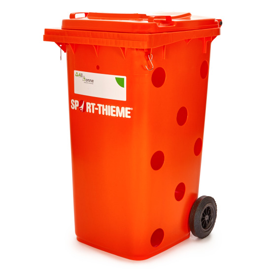 Container à ballons « All-In » Orange