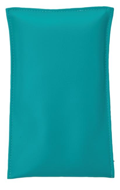 Gymnastiekzandzak Zonder klittenband, 1 kg, 25x15 cm