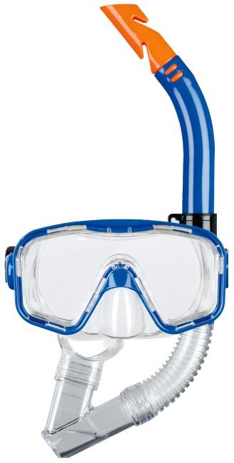 Kit masque de plongée et tuba pour ado