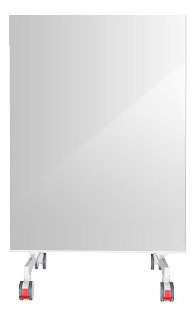 Mobiele kristallen spiegel 1-delig, 1,25x1,94 m (BxH)