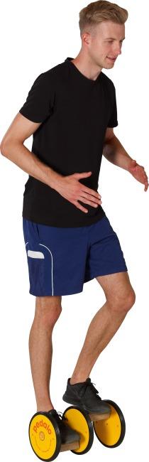 Pedalo®-Sport Met zwarte banden