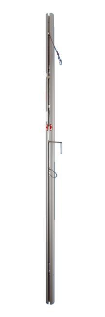 Poteaux de volley Sport-Thieme® ø 105 mm DVV 2 Avec système à vis