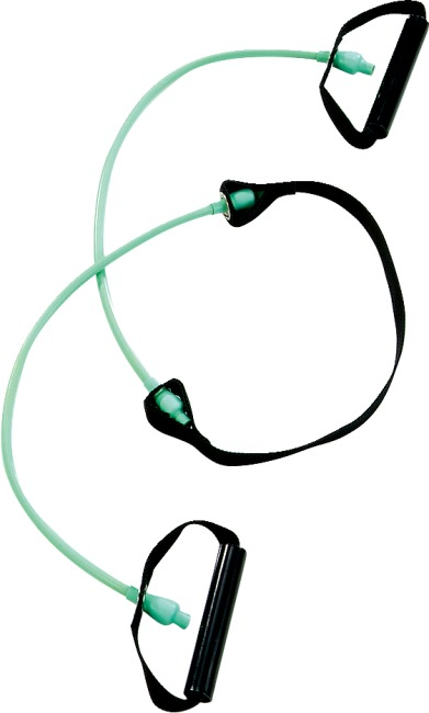 Reivo® Fitness Tube Step Groen = licht
