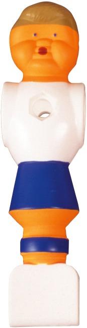Reserve Kickerfiguurtjes Wit-blauw