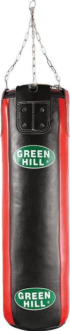 Sac de frappe en cuir Green Hill® 100x35 cm, 27 kg