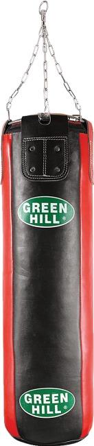 Sac de frappe en cuir Green Hill® 150x35 cm, 48 kg