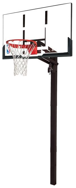 "Spalding® Basketbalinstallatie ""NBA Gold Exacta High Lift In-Ground"""