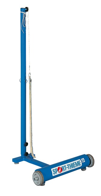 Sport-Thieme Badminton-palen Met gordelspansysteem