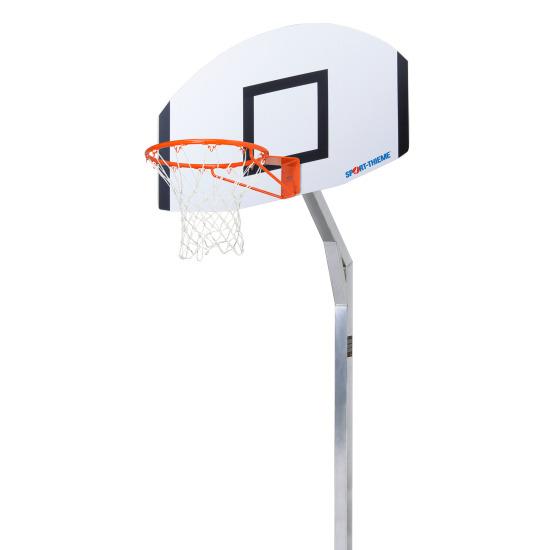 """Sport-Thieme® Basketbalinstallatie """"Jump"""" met overhang"""
