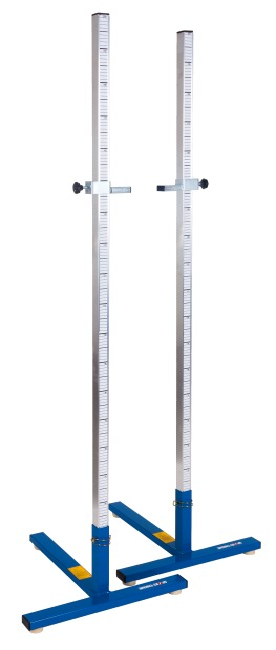 Sport-Thieme Hoogsprong staander 2 m