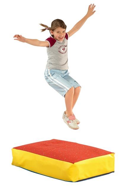 """Sport-Thieme® springkussen """" Hopper"""" 95x65x25 cm"""
