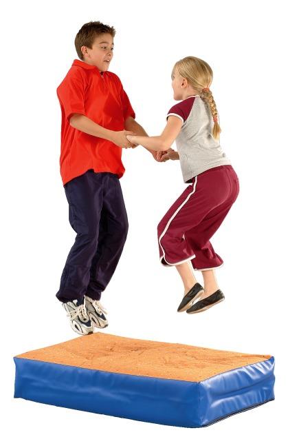 """Sport-Thieme® springkussen """" Hopper"""" 116x76x25 cm"""