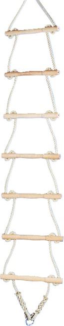 Sport-Thieme Touwladder van polytouw