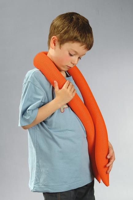 Sport-Thieme® Zandslang Oranje