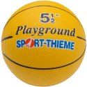 Ballon de basket Sport-Thieme® « Playground » Jaune