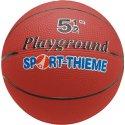 Ballon de basket Sport-Thieme® « Playground » Rouge