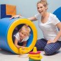 Ballon de gymnastique Gymnic® Jaune, ø 75 cm, 1600 g