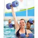 Sport-Thieme® Aqua-Jogging Halters Junior L: ca. 28 cm, ø 9 cm