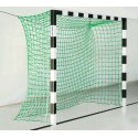 But de hand en salle Sport-Thieme®, 3x2 m, sans support de filet Noir-argent