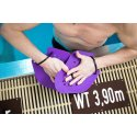 Paddles Sport-Thieme® Swim-Power® Taille XXL, 26x21 cm, Violet