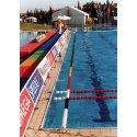 """Waterpolospeelveld """"Amsterdam"""" Speelveld 30x20 m voor 50 m bassin"""