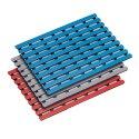 Zwembadmatten 60 cm, Blauw, 60 cm, Blauw