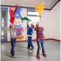 Foulard de jonglage Sport-Thieme 45x45 cm