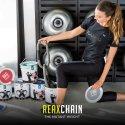 """Reaxing Gewichtsketting """"Reax Chain Fit 2"""" 1 kg, Grijs"""