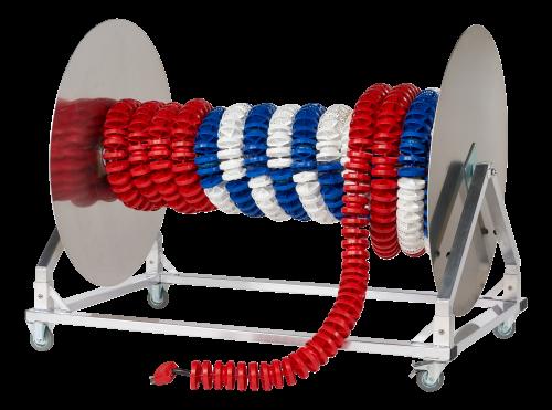 Sport-Thieme Chariot pour lignes de nage « Maxi »
