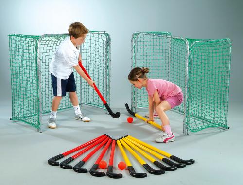 Kit de hockey Sport-Thieme «School» avec buts