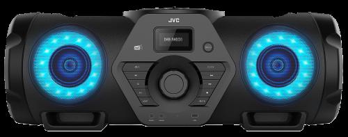 Système de sonorisation JVC « Boomblaster »