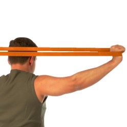 Bande d'exercice Jumpstretch® Orange = Niveau 6
