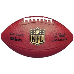 Ballon de football américain Wilson® « Duke Game Ball »