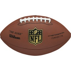 "Wilson® Football NFL ""The Duke"" Replica"