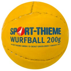 Sport-Thieme Balle de lancer 200 g