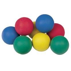 Sport-Thieme® Sponsrubberen Ballen 12-delige set