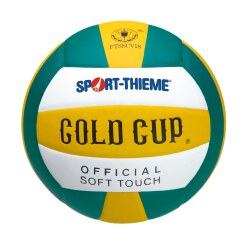 Ballon de volley Sport-Thieme® « Gold Cup »