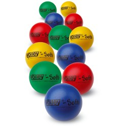 Lot de ballons Volley® Softi