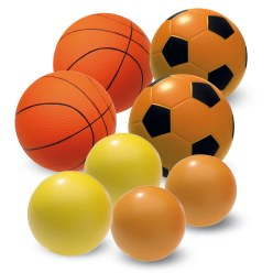 "Sport-Thieme PU-Schuimstofballen-Set ""School"""