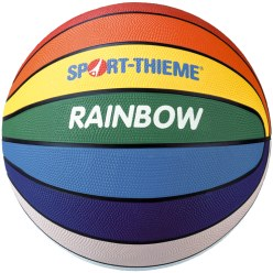 Ballon de basket Sport-Thieme® « Rainbow 2000 »