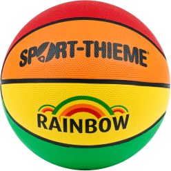 "Ballon de basket Sport-Thieme® ""Rainbow"""