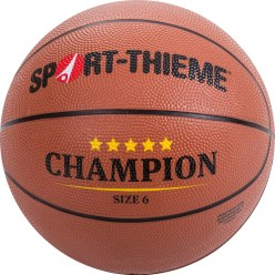 "Sport-Thieme® Trainings-basketbal ""Champion"" 6"