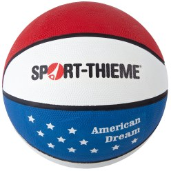 Sport-Thieme® Basketbal met US-design
