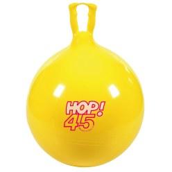Gymnic® Huppelbal ø 45 cm, geel