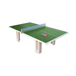Table Sport-Thieme® en béton polymère « Pro »