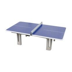 Sport-Thieme Table en béton polymère « Champion »
