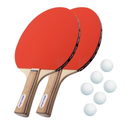 "Sport-Thieme® Tafeltennisbat-Set ""Paris"""