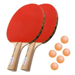Kit de raquettes de tennis de table Sport-Thieme® « Vienne »