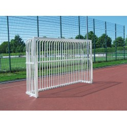 But pour aire de jeux Sport-Thieme®, entièrement soudé 300x200x60 cm, Profilé carré 80x80 mm