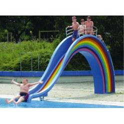 """Waterglijbaan """"Big New Rainbow"""""""